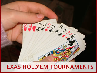 Texas Hold'em Tournaments